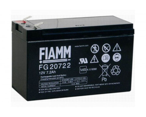 Аккумуляторная батарея 7,2А
