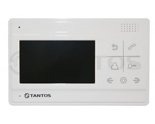 Монитор видеодомофона цветной с кнопочным управлением LILU
