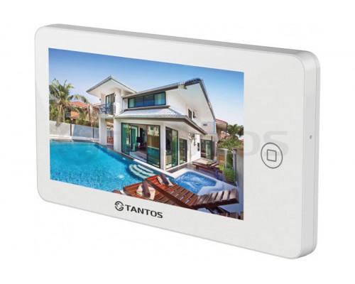 Монитор видеодомофона цветной мультифункциональный с сенсорным экраном NEO GSM
