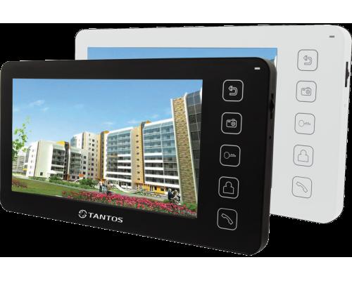Монитор видеодомофона цветной мультифункциональный с кнопочным управлением Prime