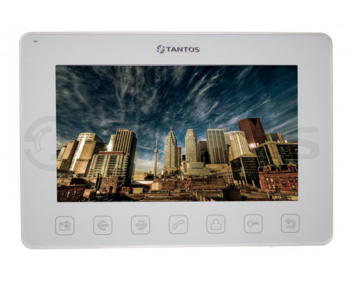Монитор видеодомофона цветной мультифункциональный с кнопочным управлением Tango - SD