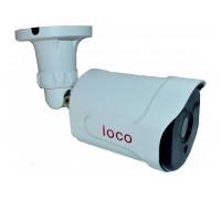 Цилиндрическая универсальная камера Loco AHD S2M 2.8 5 в 1