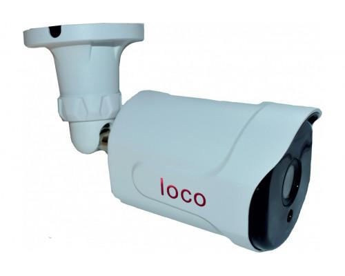 Цилиндрическая универсальная камера Loco AHD SV2