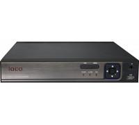 8-ми канальный видеорегистратор Loco AHDR 08P