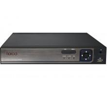16-ти канальный видеорегистратор Loco AHDR 16P