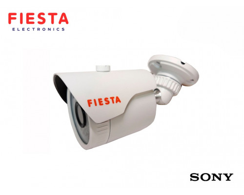 Камера AHD Fiesta A-5 BS 3.6 FIX 2.0mp
