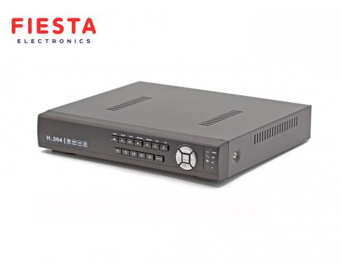 Видеорегистратор Fiesta D-4H4p