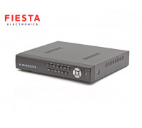 Видеорегистратор Fiesta D-8H4p
